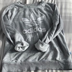 Adidas light weight sweatshirt